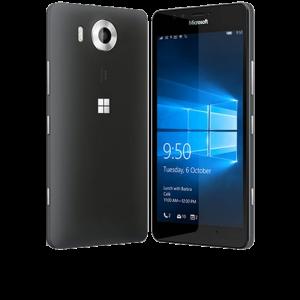"Windows Phone-telefonen ""Microsoft Lumia 950"""
